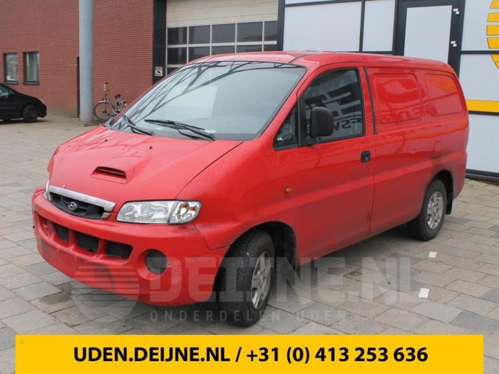 Ruitenwis Mechaniek - Hyundai H200
