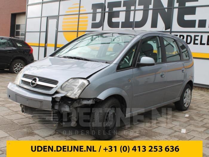 Display Interieur - Opel Meriva