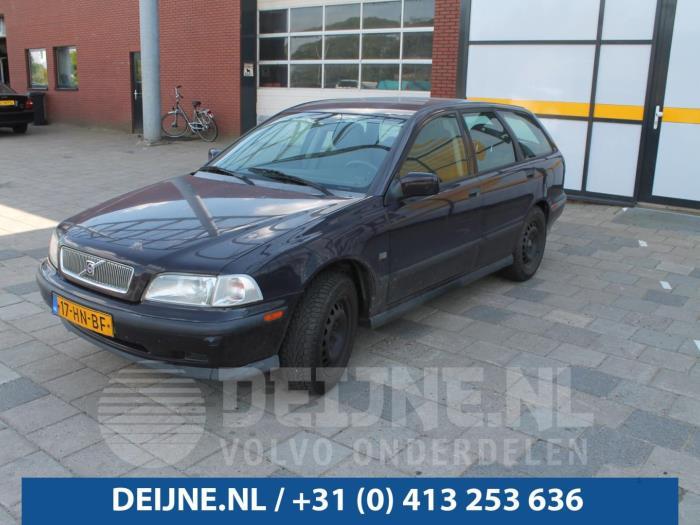 Ruitmechaniek 4Deurs links-achter - Volvo S40/V40