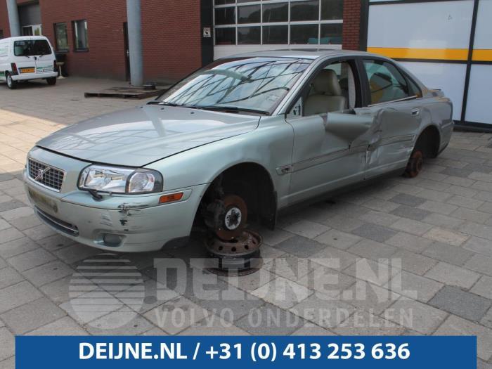 Schuifdak - Volvo S80