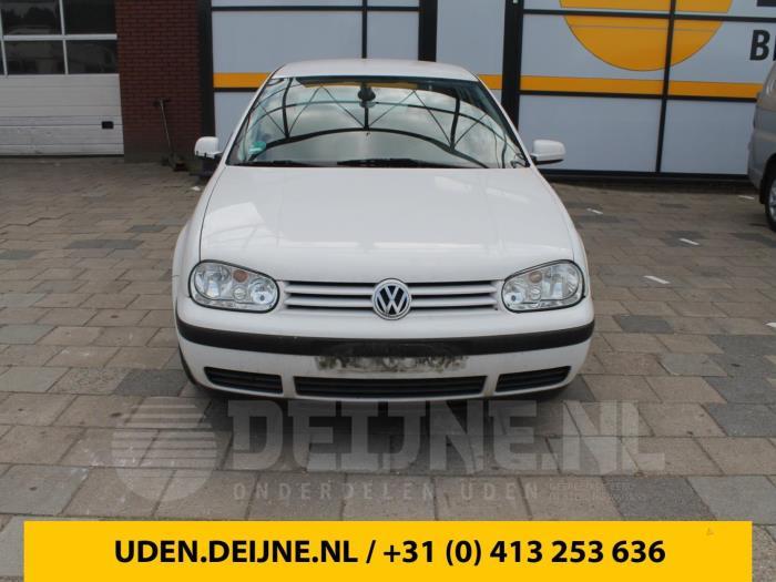 Achteras voorwielaandrijving - Volkswagen Golf