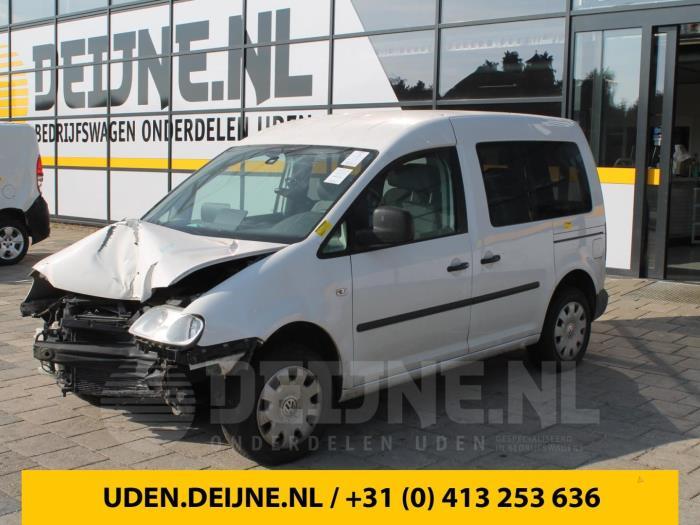 Schuifdeur Slotmechaniek links - Volkswagen Caddy