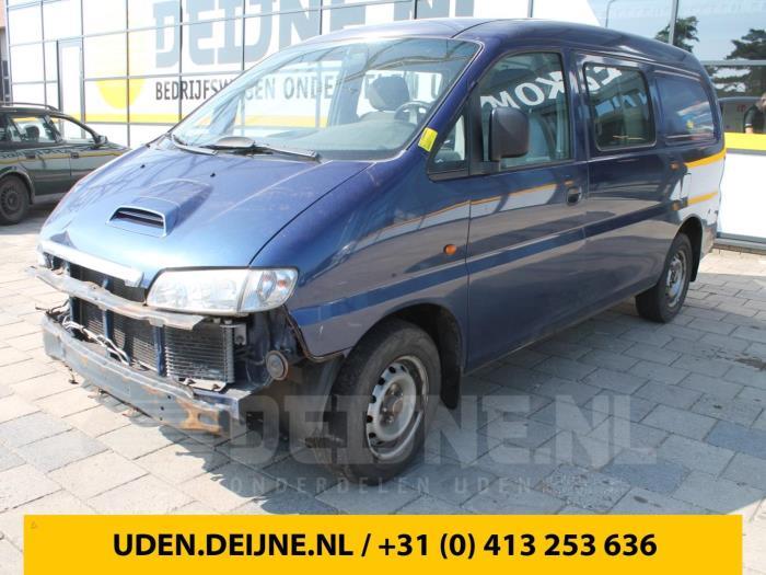 Krukas Poelie - Hyundai H200
