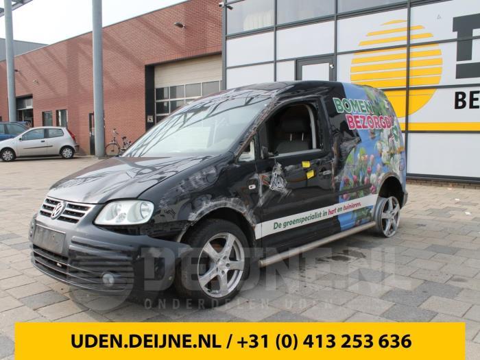 Slotmechaniek achterdeur Bus-Bestel - Volkswagen Caddy