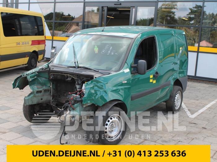 Slotmechaniek achterdeur Bus-Bestel - Fiat Doblo