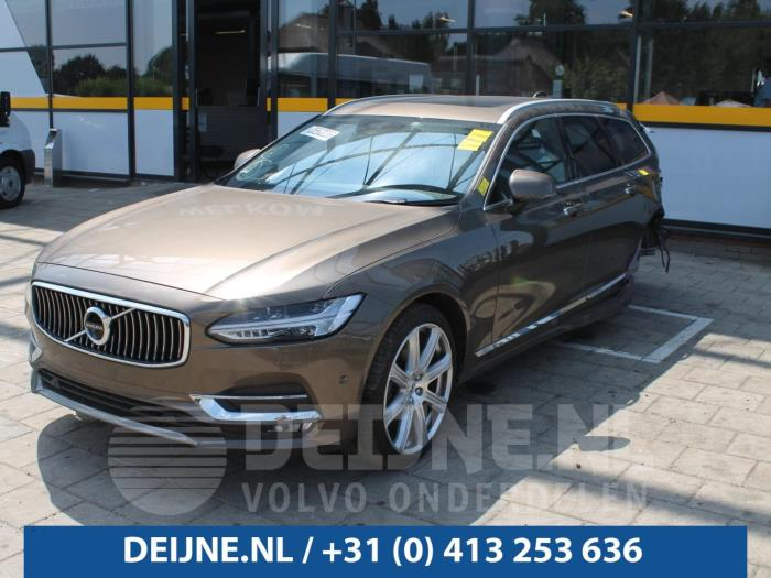 Radiobedienings paneel - Volvo V90