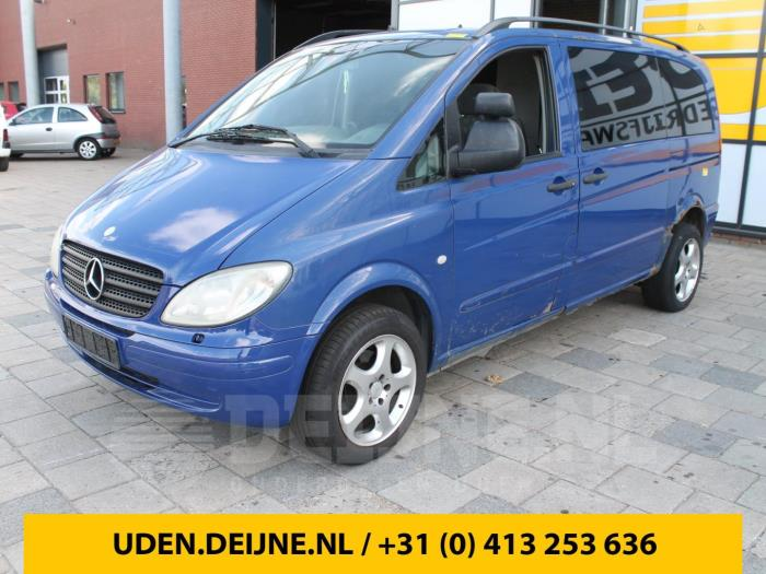 Schuifdeur Slotmechaniek links - Mercedes Vito