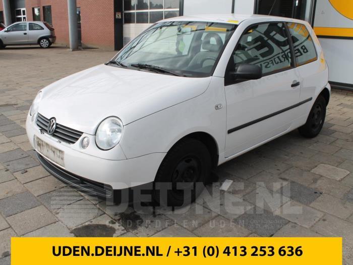 Tankvlotter - Volkswagen Lupo