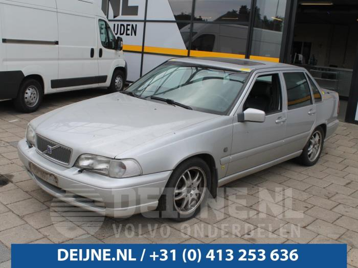 Voorbumper - Volvo V70/S70