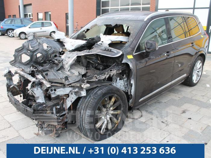 Draagbalk achter - Volvo XC90
