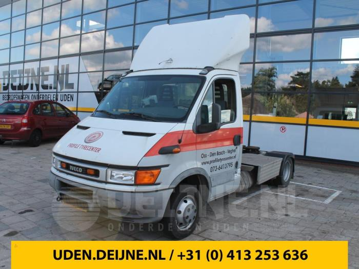 Remklauw (Tang) links-achter - Iveco Daily