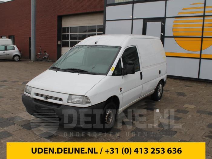 Laaddeur Bus Zijkant - Fiat Scudo