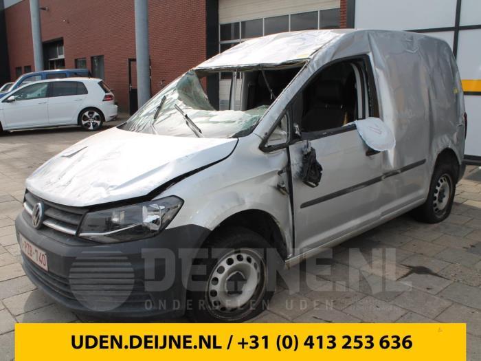 Achteras 4x4 - Volkswagen Caddy