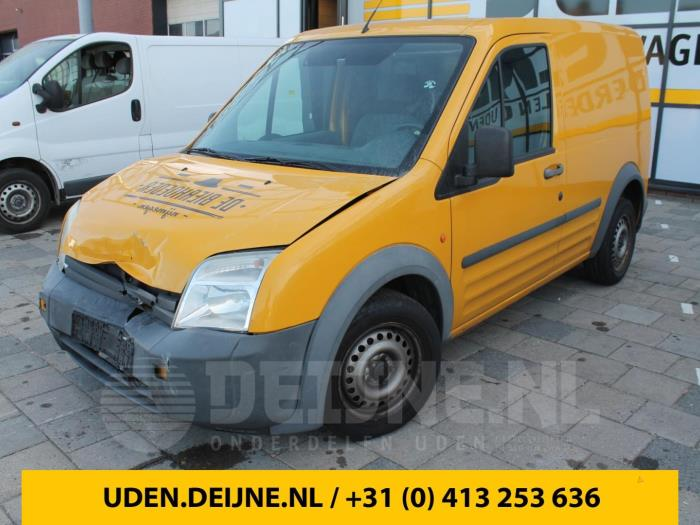 Uitlaat Pijpverbinding - Ford Transit Connect