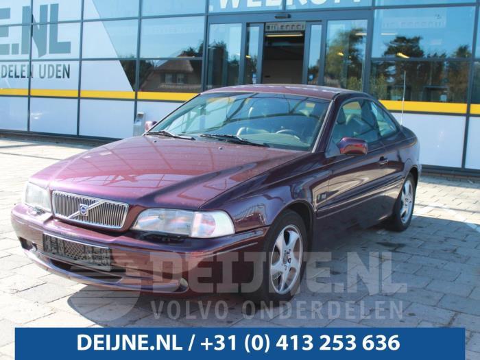 Slotmechaniek Achterklep - Volvo C70