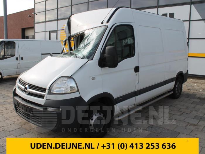 Sidebar - Opel Movano