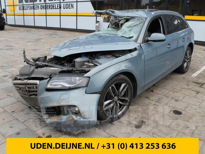 Antenne - Audi A4