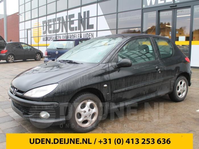 Katalysator - Peugeot 206