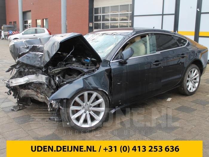 Gasdemper rechts-achter - Audi A7
