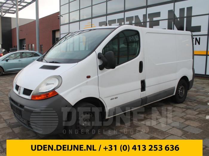 Bumperdeel links-achter - Renault Trafic