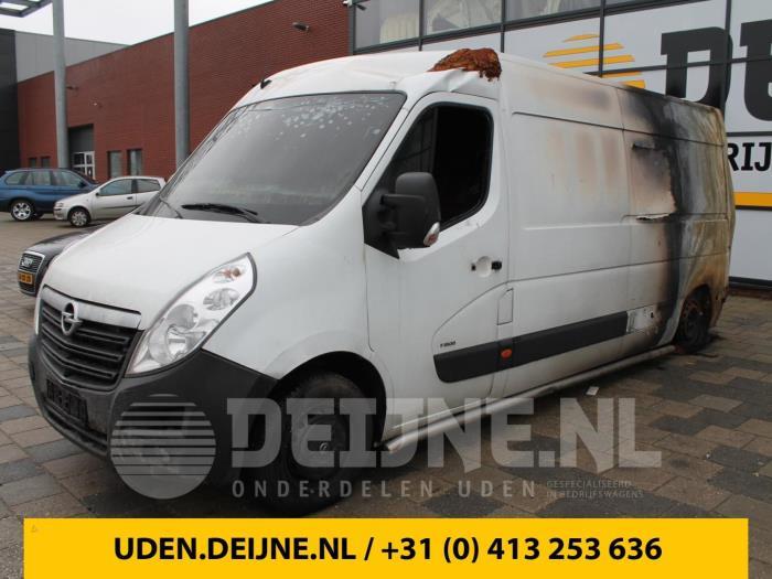 Opel Movano 10-