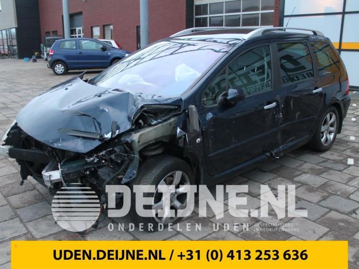 CD Wisselaar - Peugeot 307