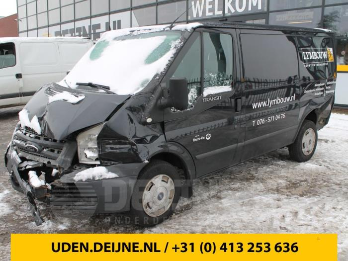 Voorruit - Ford Transit