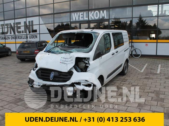 Dubbele cabine - Ford Transit Custom