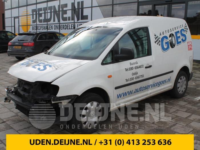 Tussenschot Cabine - Volkswagen Caddy