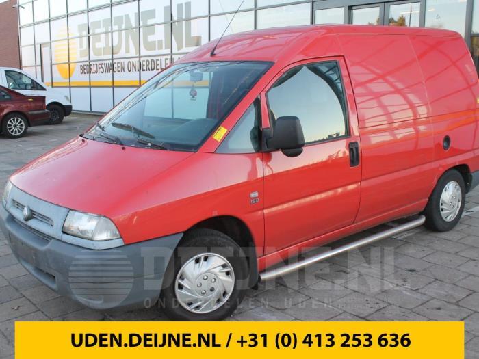 Slotmechaniek achterdeur Bus-Bestel - Fiat Scudo