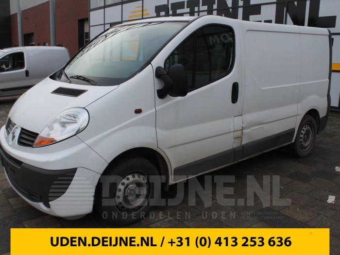 Tussenschot Cabine - Renault Trafic