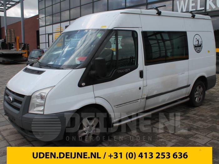Sidebar - Ford Transit