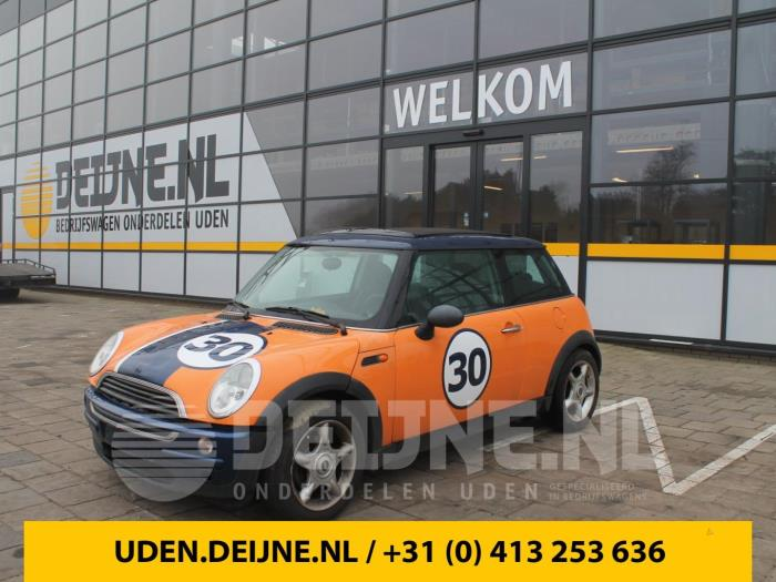 Schuifdak - BMW Mini One