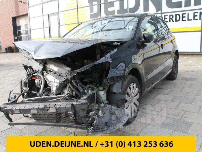Set Gasdempers Achterklep - Volkswagen Polo