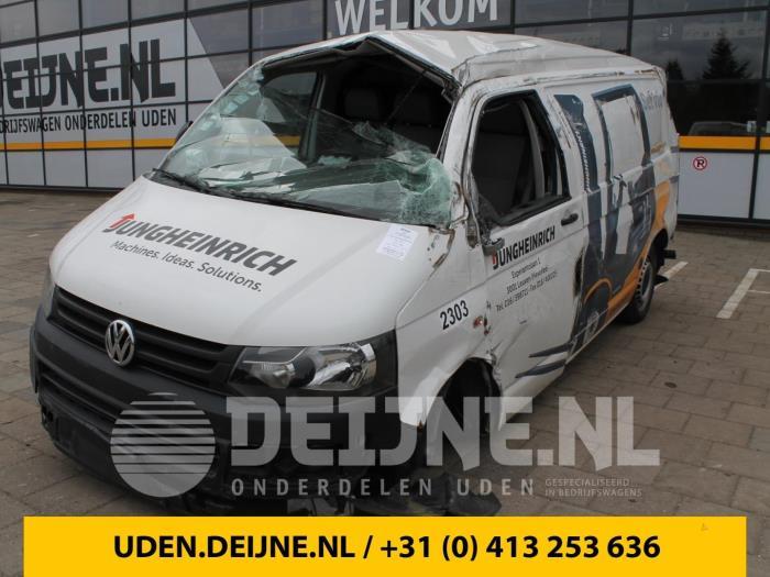 Airbag knie rechts - Volkswagen Transporter