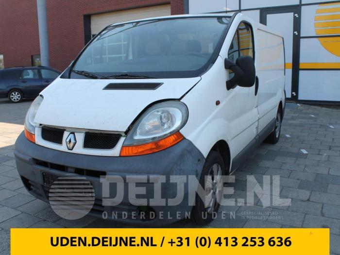 Schuifdeur Slotmechaniek rechts - Renault Trafic
