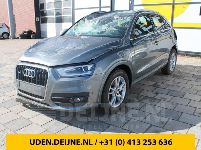 Kenteken Verlichting - Audi Q3