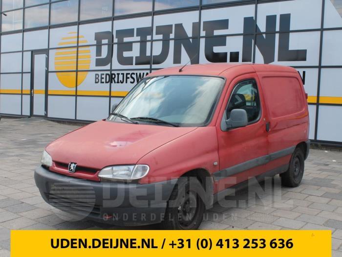 Slotmechaniek achterdeur Bus-Bestel - Peugeot Partner