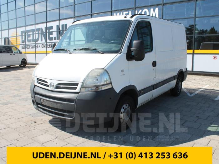 Bumperdeel links-achter - Nissan Interstar