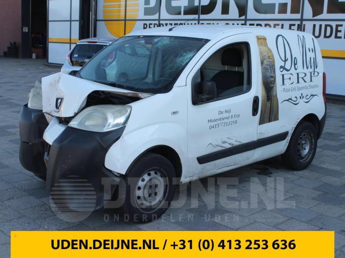 Vliegwiel - Peugeot Bipper