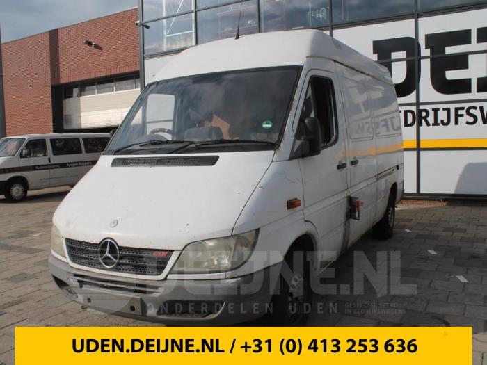 Portierruit 2Deurs links - Mercedes Sprinter