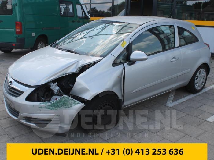Krikset - Opel Corsa