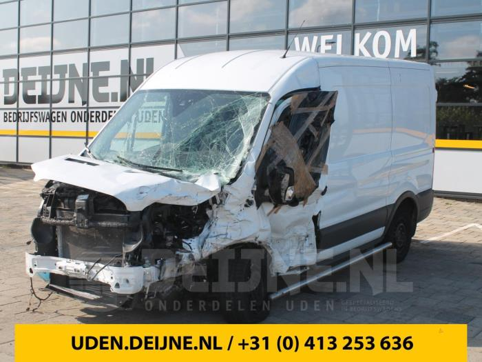 Treeplank achter - Ford Transit