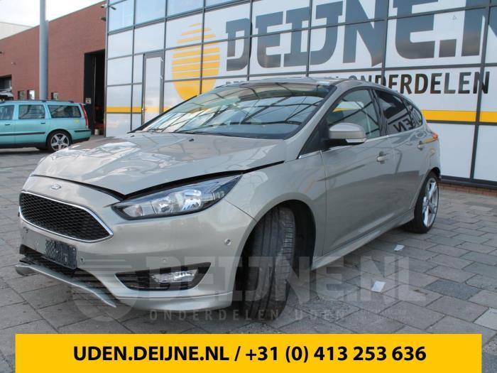 Kachelhuis - Ford Focus