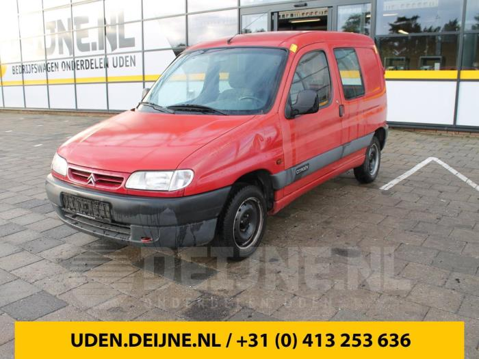 Deurslot Mechaniek 2Deurs links - Citroen Berlingo