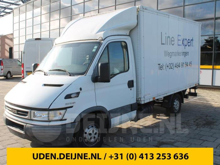 Gordelspanner links - Iveco Daily