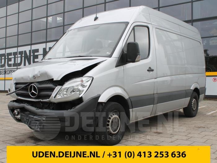Ruit 2Deurs rechts-achter - Mercedes Sprinter