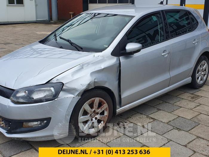Portierruit 4Deurs rechts-achter - Volkswagen Polo