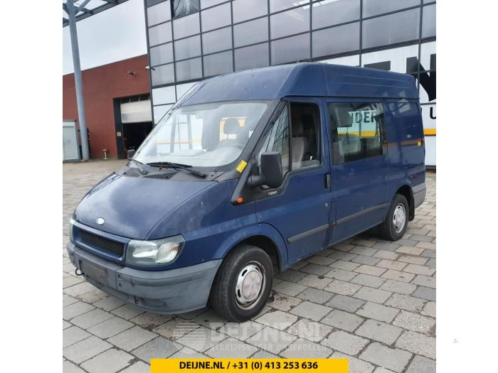 Ruit achter - Ford Transit