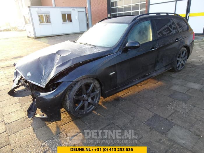 Extra Ruit 4Deurs links-achter - BMW 3-Serie